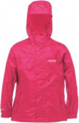 Regatta Pack-It Ll - Regenjas - Kinderen - 116 - Roze