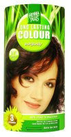 Bordeauxrode Hennaplus Long Lasting Colours 3.67 Burgundy - Haarverf