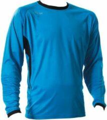 Precision Keepersshirt Premier Heren Polyester Blauw Mt 38/40