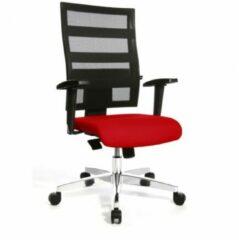 Rode TopStar Bureaustoel X-Pander - 4 kleuren