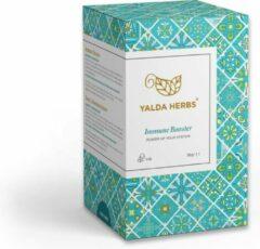 Combipack van Immune Booster & Lemon Cold Buster-2 Doosjes van yalda herbs Kruidenthee- 36 pyramid Theezakjes
