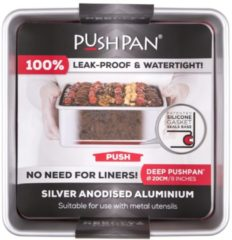 Wham Cook Wham PushPan Springvorm - Aluminium - Vierkant - Diep 20 cm