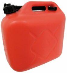 Rode Universeel Benzinekan 10L 670g rood