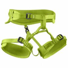 Edelrid - Kid's Finn - Klimgordel maat XS, groen/olijfgroen/geel