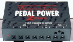 Voodoo Lab Pedaal Power 2 Plus