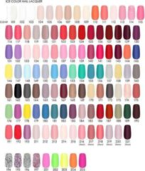 Golden Rose Ice Color Nail Lacquer NO: 133 Nagellak Mini Nagellak BIG10FREE