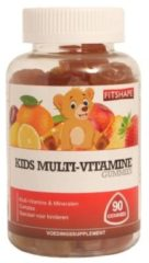 Fitshape Kids multi-vitamine gummies 90 Stuks