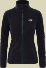 The North Face 100 Glacier Full Zip Women Damen Fleecejacke Größe XS TNF black