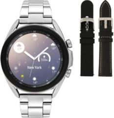 Samsung Smartwatches Samsung Galaxy 3 smartwatch Special edition SA.R850SD Zilverkleurig