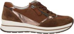 4X Comfort Sneaker Dames Bruin
