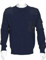Donkerblauwe T'riffic Titan Unisex Sweater Maat XS