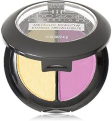 Paarse L'Oréal Paris L'Oreal HiP Studio Secrets Professional Bright Eye Shadow Duos - 538 Flamboyant