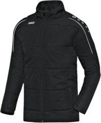 Zwarte Jako Coachjacket Classico Sportjas performance - Maat L - Mannen - zwart