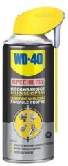 WD40 spray spuitbus Specialist, transparant, spray siliconen