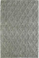 Decor24-OB Handgeweven luxe vloerkleed Studio - Wol - Taupe - 120x170 cm