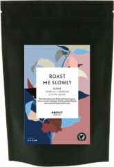 About Coffee and Tea Roast me Slowly - 6 x 500 gram