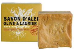 Aleppo Soap Co. Savon D\'alep Zeep Olive & Laurier 100gr