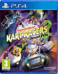 Mindscape Nickelodeon Kart Racers 2: Grand Prix - PS4