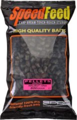 Spro Speedfeed Pellets - Halibut - 10mm - 800g