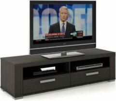 Antraciet-grijze Fineliving Tv-meubel AMSTERDAM 150 cm
