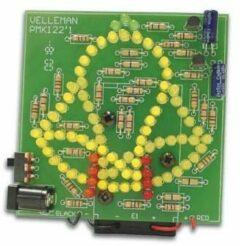 Kerst Gadget - Led Kerst klok - Velleman Minikits