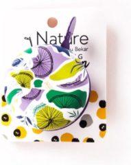 BiggDesign Natuur Ontdekking Fietsbel Speciaal ontwerp, toepasselijk voor 19-22 mm handvaten