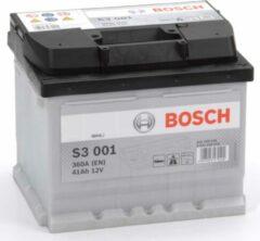 Bosch S3001 auto start accu 12V 41AH