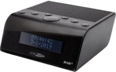 Caliber Audio Technology HCG011DAB DAB+ Wekkerradio FM Zwart