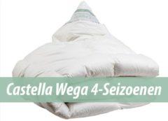 Witte Castella Wega Dekbed 4-seizoenen 140x220