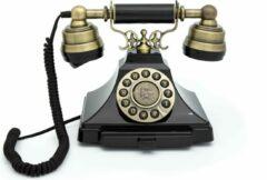 GPO Retro GPO 746 Retro Vaste Telefoon Zwart