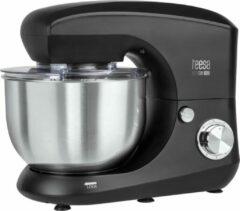 Teesa TSA3545B - Keukenmachine Easy Cook Single, zwart