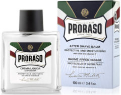 Proraso Blue Aloe and Vitamin E Aftershave Balsem 100 ml