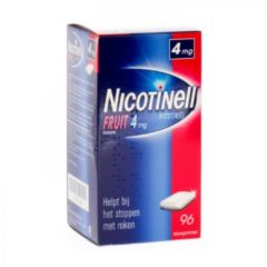 Nicotinell Fruit 4mg