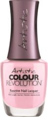 Naturelkleurige Artistic Nail Design Colour Revolution 'The Pink in her Cheeks'