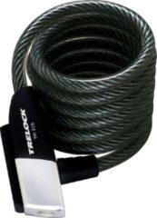 Zwarte SLOT TRELOCK KABEL SK215 180X10 M/HOUDER