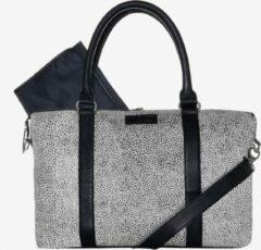 Witte Mozz Bags MOZZ Luiertas Wild Ones Lola Bag - Minidots