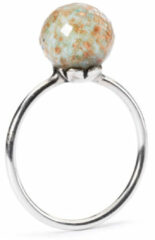 Trollbeads TAGRI-00331 Meditatie Ring zilver Maat 51
