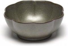 Serax Surface By Sergio Herman Schaal-Kom Inku Groen-Brons D 15 cm H 6 cm