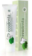 Ecodenta Ecodenta Whitening Tandpasta Muntolie en Salie-extract 100ml 100 Ml
