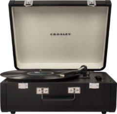 Crosley Portfolio platenspeler in koffer zwart USB en Bluetooth