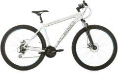 MTB Hardtail Twentyniner Xceed 29 Zoll KS Cycling weiß