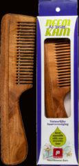 Holisan Neem houten kam handvat fijn 1 Stuks