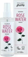 Zoya Goes Pretty Organic rose water 100 Milliliter