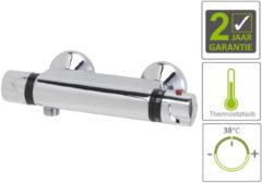 Boss & Wessing BWS Thermostatische Douchekraan Universal 12 cm Chroom