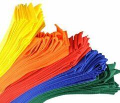 Leba Partijlinten - Partijlint - Partijlintjes set van 10 stuks geel