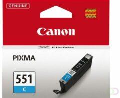 Canon Cartridge CLI-551C Origineel Cyaan 6509B001 Cartridge