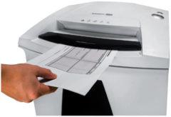 HSM Securio B34 Papierversnipperaar Cross cut 4.5 x 30 mm 100 l Aantal bladen (max.): 42 Ook geschikt voor Paperclips, CDs, DVDs, Nietjes, Creditcards