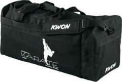 Zwarte KWON Karate Tas Senior