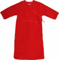 Swoop - slaapzak winter - 70 cm - met mouwen - rood
