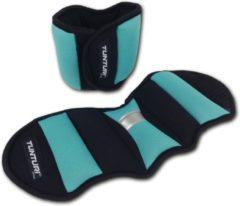 Zwarte Tunturi Enkelgewichten en Polsgewichten - 2 x 1,5 kg - Grijs